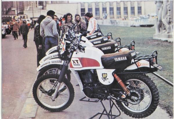 1979, LES PIONNIERS DU PREMIER PARIS-DAKAR, QUI Y CROYAIT?