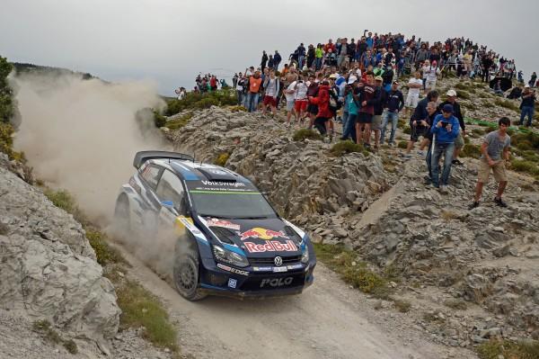 WRC 2015 SARDAIGNE POLO Seb OGIER