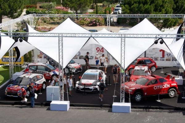 WTCC 2015 PAUL RICARD -ANIMATION VILAGE CITROEN