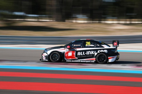 WTCC 2015 PAUL RICARD CHEVROLET de Stefano d ASTE Photo Jean Francois THIRY