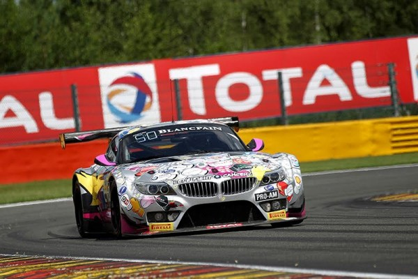 24-HEURES-DE-SOA-2015-La-BMW-Z4-du-Team-MARC-VDS-contre-le-cancer-photo-Dany-et-Daniel-DELIEN.