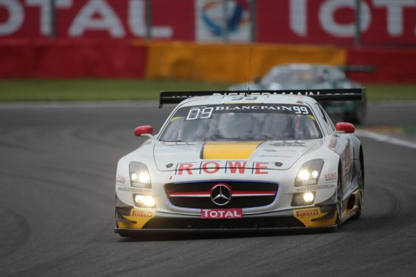 24-HEURES-DE-SPA-2015-MERCEDES-du-Team-ROWE-Photo-Georges-DECOSTER