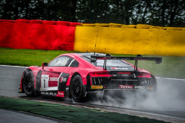 243 HEURES DE SPA 2015 AUDI N°1 Team AUDI BELGIAN WRT Photo  VISION SPORT AGENCY