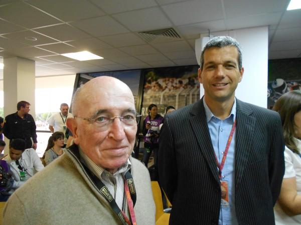 CLAUDE SAGE et Stephane CLAIR - Photo  autonewsinfo