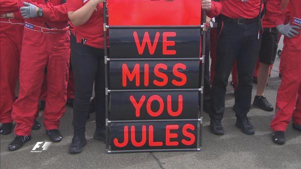 F1-2015-BUDAPEST-HOMMAGE-DU-TEAM-de-JULES-CE-DIMANCHE-25-JUILLET