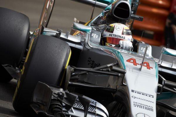 F1 2015 MONTREAL  LEWIS HAMILTON