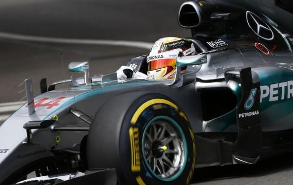 F1  2015  SILVERSTONE  - LEWIS HAMILTON  - MERCEDES