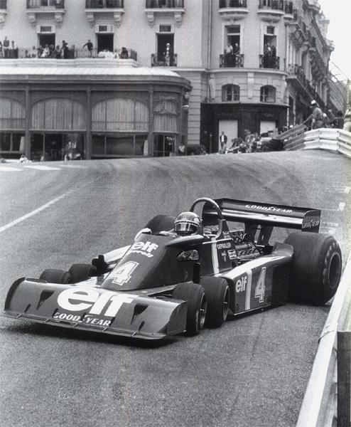 F1-TYRELL-P34-GP-MONACO-Patrick-DEPAILLER