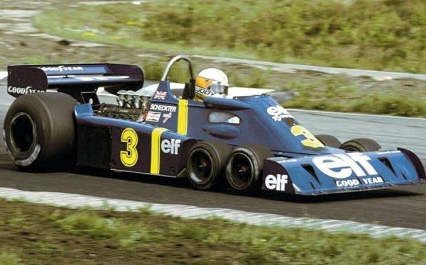 F1-Victoire-unique-de-Jody-Scheckter-au-Grand-Prix-de-Suède-1976-au-volant-de-la-Tyrrell-P34