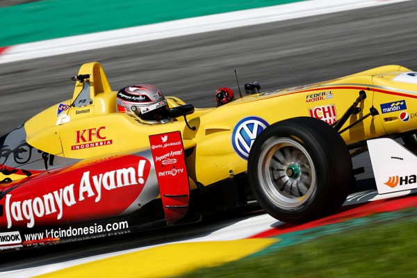 F3 2015 RED BULL RING -ANTONIO GIOVINAZZI.