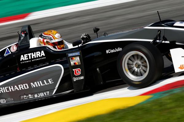 F3 2015 RED BULL RING -CHARLES LECLERC VAN AMERSFOORT
