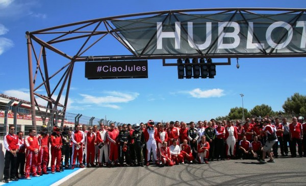 Ferrari-Racing-Days-2015-circuit-Paul-Ricard-Hommage-à-Jules-Bianchi-Photo-Jean-Francois-THIRY