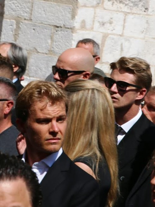 JULES-BIANCHI-FUNERAILLES-21-Juillet-2015-Cathedrale-Ste-Reparate-a-NICE-NICO-ROSBERG-Photo-Jean-Francois-THIRY