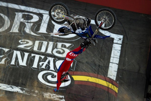 MOTO RED BULL X FIGHTERS 2015 MADRID - ADAM JONES