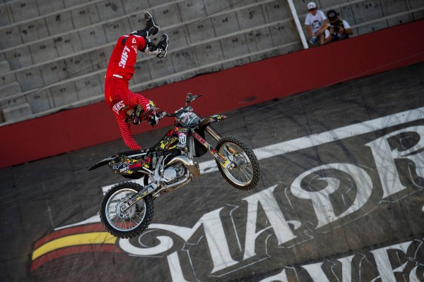 MOTO RED BULL X FIGHTERS 2015 MADRID - DAVID RINALDO