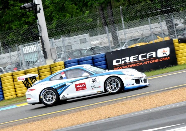 PORSCHE-CARRERA-CUP-2015-LE-MANS-MATHIEU-JAMINET-Photo-Claude-MOLINIER