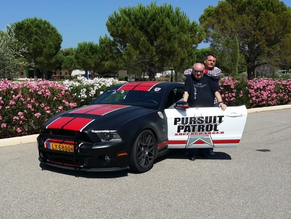 SHELBY ULTIMATE PAUL RICATD 18 JUILLET 2015