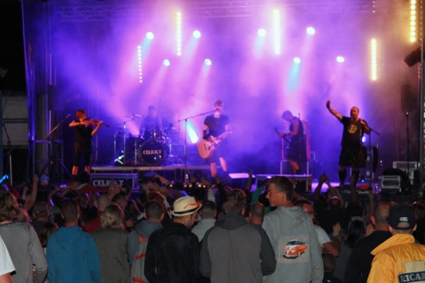 Super VW fest 2015 CELKILK en concert. Photo Emmanuel LEROUX.