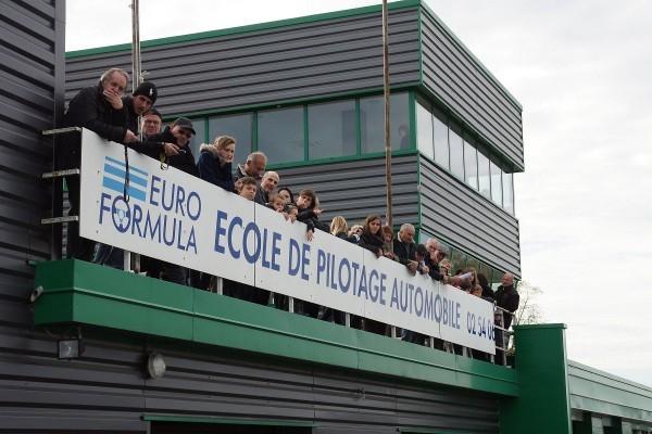 Circuit de La Châtre Ecole EuroFormula