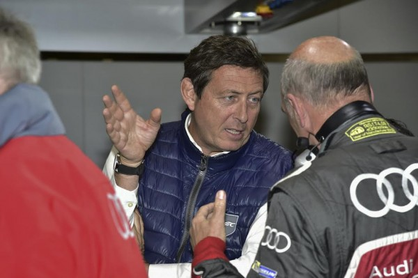 WEC-2015-SPA-Gerard-NEVEU-et-Wolfgand-ULLRICH-AUDI-Photo-Max-MALKA.