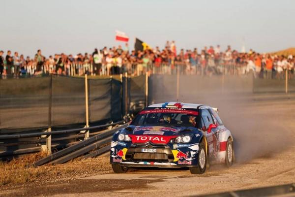WRC-2015-POLOGNE-CITROEN-DS-3-STEPHANE-LEFEBVRE-et-STEPHANE-PREVOT