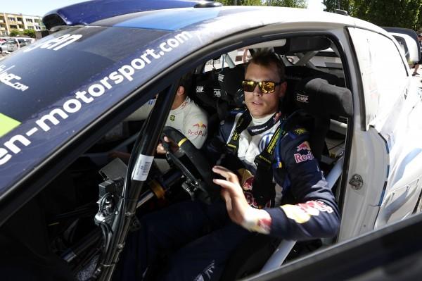 WRC-2015-POLOGNE-VW-POLO Andreas MIKKELSEN portrait