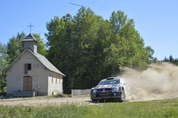 WRC-2015-POLOGNE-VW-POLO-LATVALA-ANTTILA WRC Rally Poland 2015