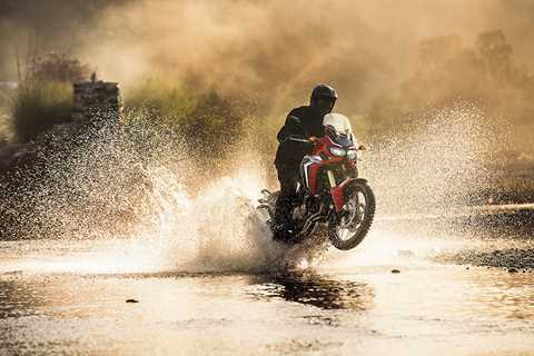 africa twin 1