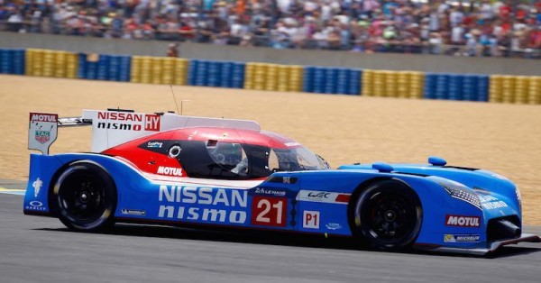 24 HEURES DU MANS 2015 Samedi 13 Juin NISSAN NISMO N° 21 Photo Thierry COULIBALY