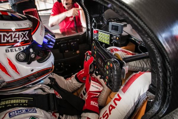Nissan GT-R LM P1 Test - Sebring FLA USA March 2015
