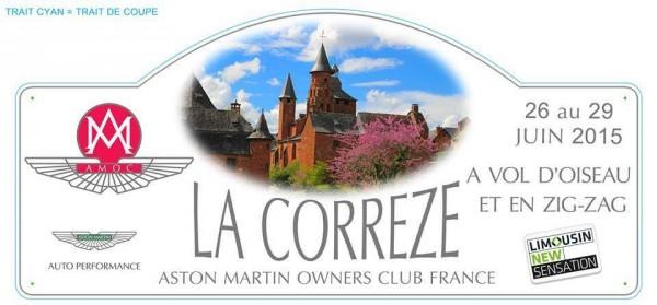 CORREZE-ASTON-MARTIN-OWNERS-CLUB-Plaque-rallye.