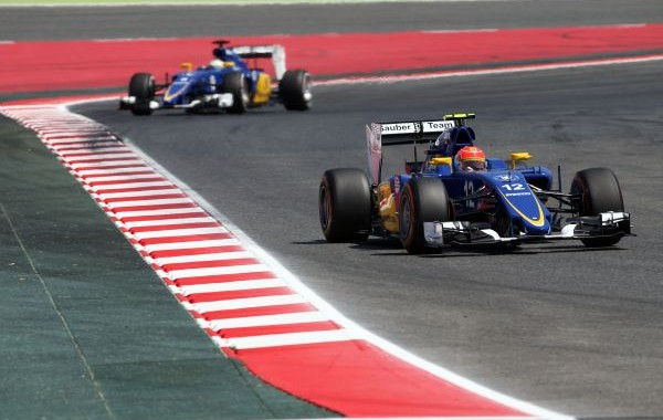 F1-2015-BARCELONE-Les-SAUBER-FERRARI
