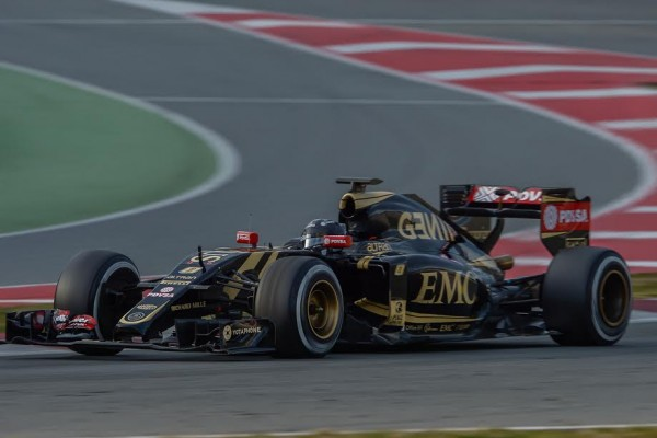 F1-2015-MONTMELO-Test-26-fevrier-LOTUS-ROMAIN-Photo-Max-MALKA