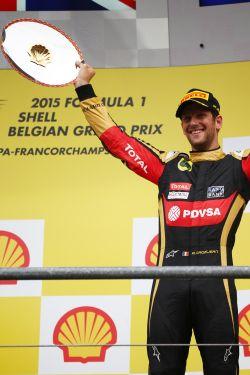 F1-2015-SPA-3éme-plavce-sur-le-podium-pour-ROMAIN-GROSJEAN