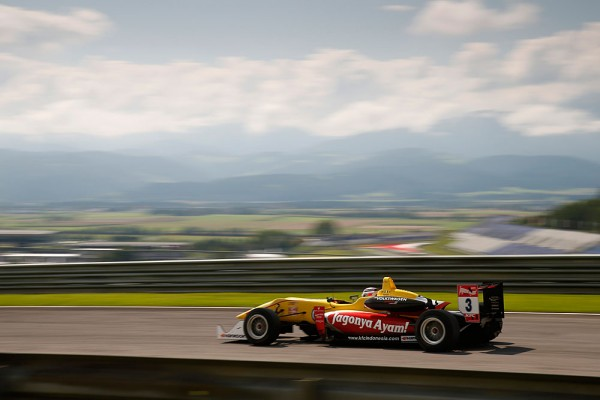 F3 2015 RED BULL RING ANTONIO GIOVINAZZI