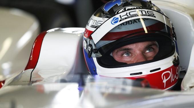 FORMULE-E-2015-Test-DONINGTON-Nicolas-LAPIERRE-Team-AGURI