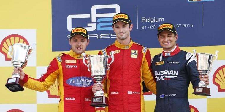 GP2-2015-SPA-le-podium-de-la-seconde-course-avec-Alexander-ROSSI-vainqueur-devant-Jordan-KING-et-Mitch-EVANS-le-23-Aout.