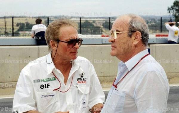 Deux grands disparus en cette même année 2015, Gérard DUCAROUGE et Guy LIGIER, longtemps complices au sein de la grande écurie LIGIER