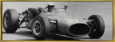 GUY LIGIER pilote automobile avant de devenir patron de l'écurie éponyme