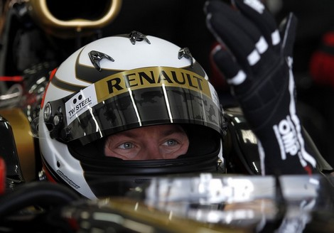 KIMI-Raikkonen- Team Lotus- 2012 - 2013