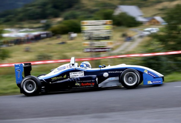 MONT-DORE-2015- La DALLARA de David GUILLAUMARD-Photo-Alain-RAGU