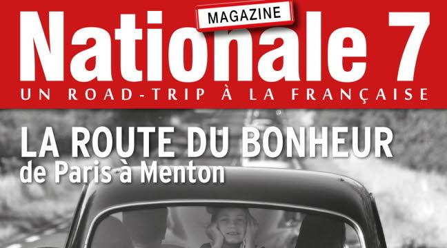NATIONALE 7 -  MAGAZINE du DAUPHINE