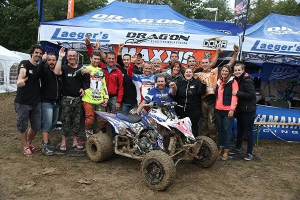 QUAD 2015 - PONT DE VAUX Le Team VICTORIEUX.