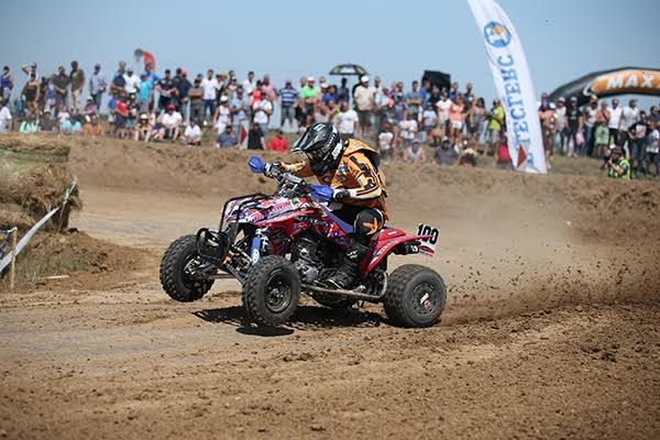 QUAD 2015 PONT DE VAUX - Mcgill-Upperman-Rastrelli Photo Gilles VITRY