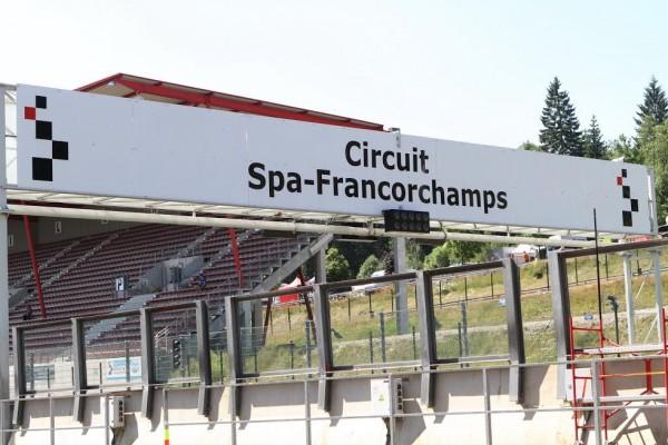 SPA 2015 - Il se passe toujours quelque chose à Spa-Francorchamps-© Manfred GIET