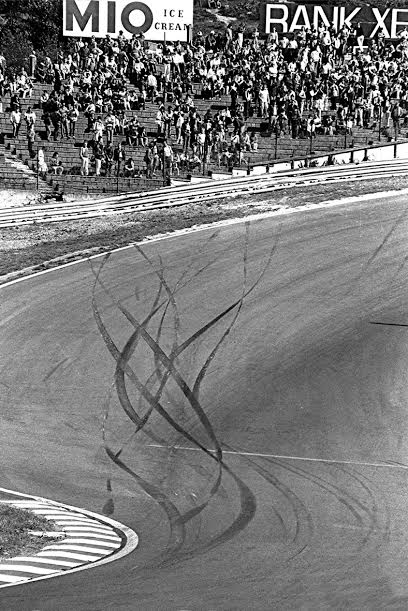 STEFAN Bellof-Les traces d'un crash mortel-© Manfred GIET