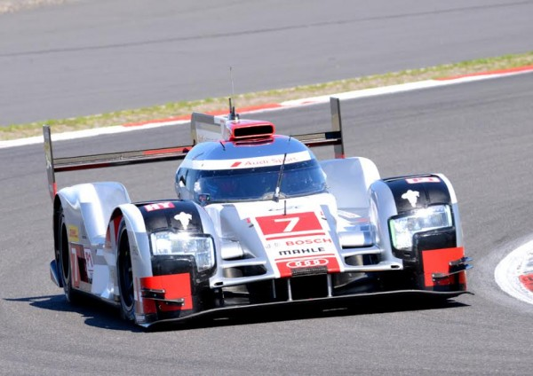 WEC 2015 NURBURGRING AUDI 7 Photo Claude MOLINIER