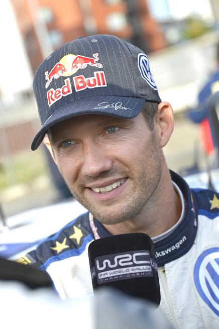 Sébastien Ogier (F) WRC Rally Finland 2015