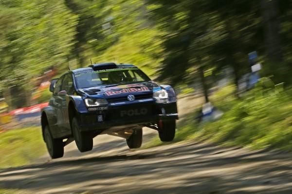 WRC 2015 FINLANDE -VICTOIRE finale le 2 aout pour LATVALA-ANTTILA et la VW POLO WRC