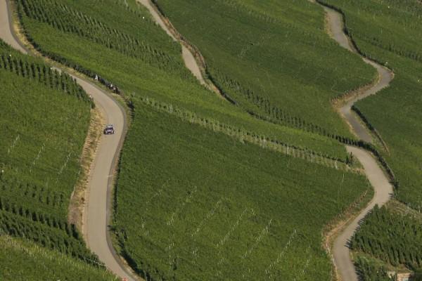 WRC 2015 ALLEMAGNE DS3 de STEPHANE LEFEBVRE.